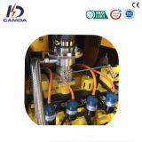 Gerador de gás de aquecimento de temperatura de 30kw silencioso para usinas