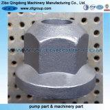Metal personalizado que processa as peças de maquinaria