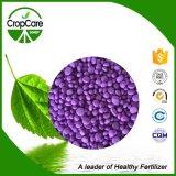 Fertilizante granular del compuesto NPK 30-10-10 de la eficacia alta