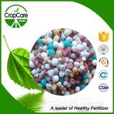 Fertilizante granulado NPK 21-21-21 do composto NPK da eficiência elevada de Sonef