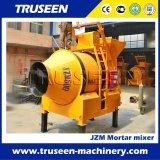 Предварительная машина конкретного смесителя электрического управления Jzm350 портативная