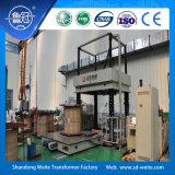 распределительный трансформатор Полн-Запечатывания 30-500kVA 10kv Oil-Immersed