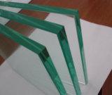 4mm19mm de Duidelijke/Gekleurde Aangemaakte Vlakte/Neiging/Prijs van het Gehard glas met SGS Certificaat