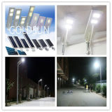 Luz al aire libre solar integrada 18W 20W 25W 30W del LED