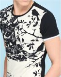 Men를 위한 최신 Selling New Design Stylish Front All Over Printed Shirt
