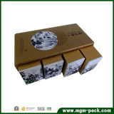 Werbe Luxus Klassische hölzerne Tee-Box