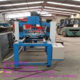 Les copeaux de bois rasent la machine pour la fabrication animale de bâti