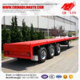 Heavy Duty Truck Flatbed Semi Trailers Lowest Price
