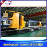 8つの軸線CNCの金属の空の管血しょう切断の機械装置の価格