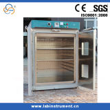 estufa de aire forzado grande del compartimiento interno de acero 640L-3072L