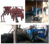 목제 목탄 기계, 목탄 연탄 기계, 석탄 연탄 기계, 벌집은 Briquet