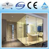 Glace Tempered durcie de construction pour la salle de bains de pièce de douche