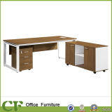 Officeのための鋼鉄Frame Design Executive Desk
