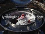 Séparateur plat de centrifugeur de filtre de panier de sac de levage de la série Pd1000