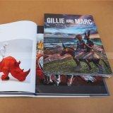 Impression de livre de table basse de livre de photographie d'animal familier
