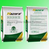 Rifornimento solubile in acqua del commerciante del fertilizzante di 100% NPK (fabbrica) con ISO9001, SGS
