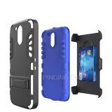 Ivi Moto G4 PlayのためのBelt Clip Holster Phone Case