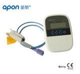 Monitor Handheld do oxímetro SpO2 do indicador de OLED - oxímetro aprovado do pulso do CE