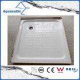 Bandeja lateral do chuveiro da fibra de vidro do ABS dos bordos de Aquare 2 sanitários dos mercadorias (ACT9090)