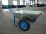 Fornecedor de China do carrinho de mão de roda da alta qualidade com a roda dois