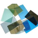 """Vetro """"float"""" tinto dell'azzurro di oceano del galleggiante Glass/8mm con Ce"""
