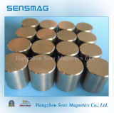 AlNiCo permanente Magnets com Todo Grounded Finsh, Compass Magnets