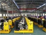 generador diesel silencioso estupendo 62.5kVA con el motor 1104c-44tg1 de Perkins con la aprobación de Ce/CIQ/Soncap/ISO