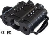 Câmera binocular Handheld da imagiologia térmica com GPS Lrf