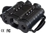 GPS Lrfの手持ち型の双眼赤外線画像のカメラ