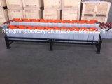 tipo Ni-CD branco bateria recarregável do bolso da bateria do ABS 48V Kpm150-Kpm100 de 1.2V 150-100ah da série de Kpm da bateria de cádmio niquelar para o UPS