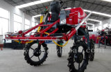 Pulverizador de elevação Aidi Brand 4WD Hst Boom para fábrica