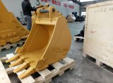 Cat420e 600mm Mini Digger Bucket Caterpillar Excavator Pièces de rechange