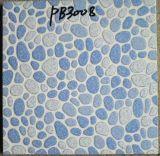 azulejo rústico esmaltado inyección de tinta de la pared del suelo 3D