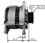 12V 45A Alternator for Lucas Ford Lester 12093 24384