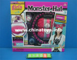 Juguetes educativos para el juguete determinado que hace punto del plástico DIY de la muchacha (884287)