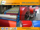Preapinted galvanisierte Stahlring