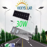 طاقة - توقير [30و] كلّ في أحد [لد] [ستريت ليغت] شمسيّ