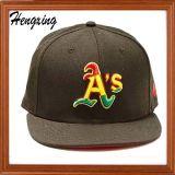5つのパネルの急な回復の野球帽をカスタム設計しなさい