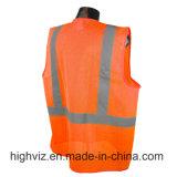 Alta maglia di visibilità con ANSI07 (C2018)