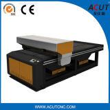 Machine van het Knipsel en van de Gravure van het Blad van de laser de Acryl/de Houten Machine van de Laser