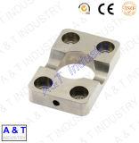 Pièces de usinage de commande numérique par ordinateur d'acier inoxydable avec la qualité