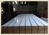 4*8 6/9/12/15/18mm Ingelast/Gegroefte Melamine MDF voor Decoratie