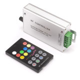 4A, 288W Wireless RGB СИД RF 8-Key Audio Controller