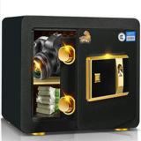 Mini coffre-fort en acier d'hôtel de l'empreinte digitale Z30