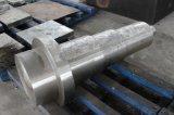 Eixo de aço forjado pesado das energias hidráulicas do eixo do tratamento térmico