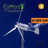 10kw 200rpm Wind-Turbine mit horizontalem Mittellinien-Wind-Generator