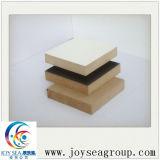 Fibra de madera de densidad media con alta calidad