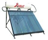 Chauffe-eau solaires compacts de caloduc de pression