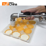 Máquina/bolo quentes da injeção do creme da venda que enche o preço da máquina de enchimento