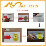La escritura de la etiqueta de empaquetado del impacto de las escrituras de la etiqueta 37g protege sus cargces durante transferencia